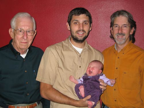 Four Generations of Freed