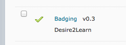 Tweet: Found this in the extensibility section of our D2L…