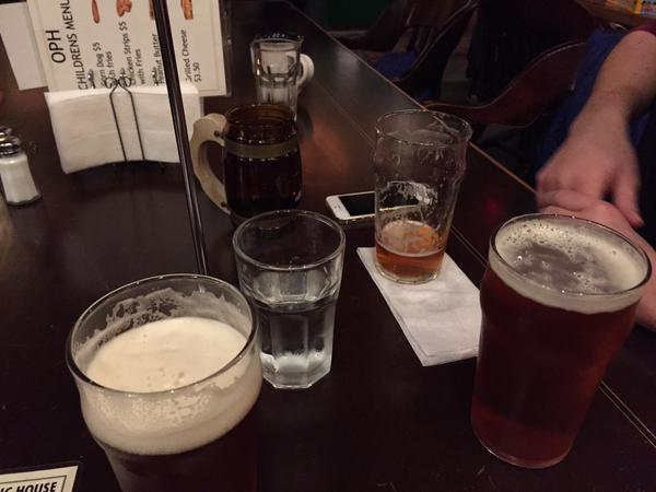 Tweet: These beers helped my kids' school. #altruism at O…