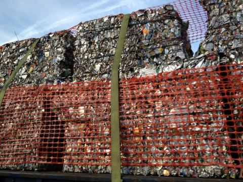 Tweet: This looks like the handiwork of #Wall-E. Cubes of…